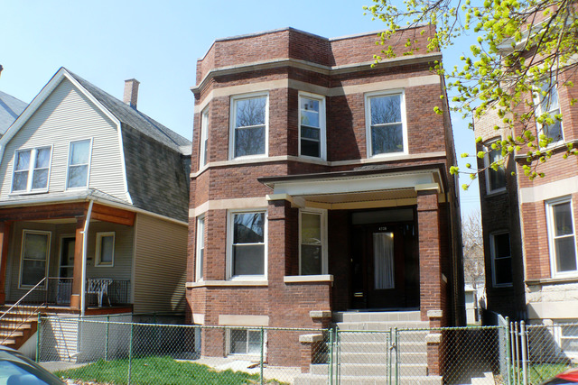 Chicago homes for sale 4736 n maplewood ave for Houses for sell in chicago