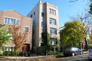 523 N Claremont Ave, Unit 3